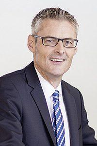 Siegfried Gänsler, Vorsitzender des Vorstandes der Schwenninger Krankenkasse.