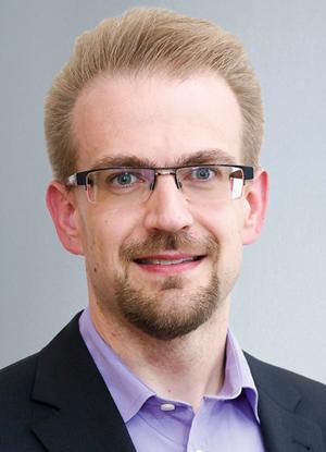 Porträtfoto Torben Schiffke